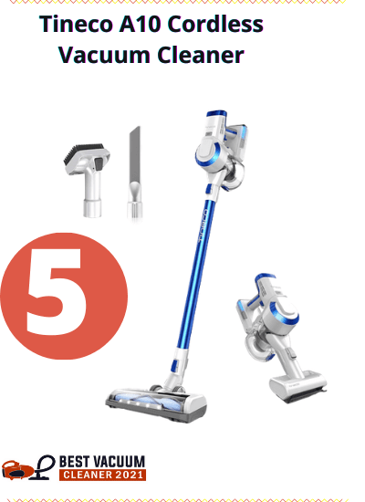 Tineco A10 Cordless Vacuum Cleaner