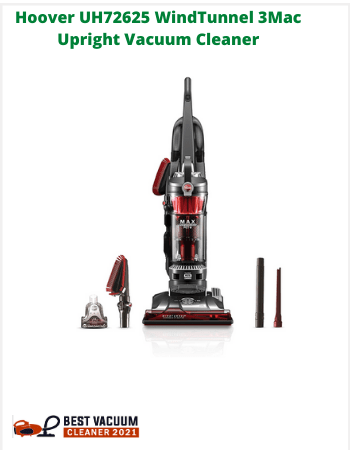 Hoover UH72625 WindTunnel 3Mac Upright Vacuum Cleaner