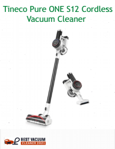 Tineco Pure ONE S12 Cordless Vacuum Cleaner