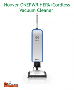 Hoover ONEPWR HEPA+Cordless Vacuum Cleaner