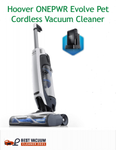 Hoover ONEPWR Evolve Pet Cordless Vacuum Cleaner