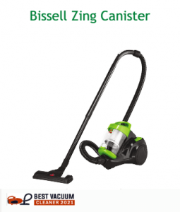 Bissell Zing Canister