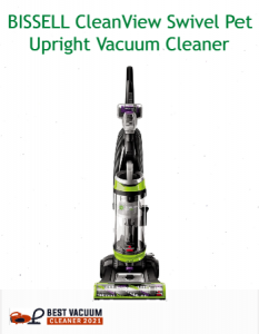 BISSELL CleanView Swivel Pet Upright Vacuum Cleaner